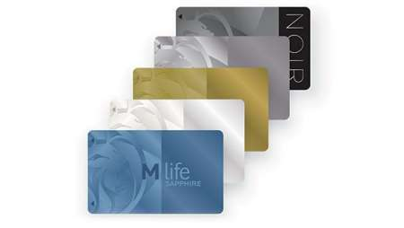 M life Rewards Cards